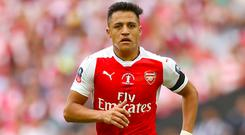 Alexis Sanchez's future is uncertain