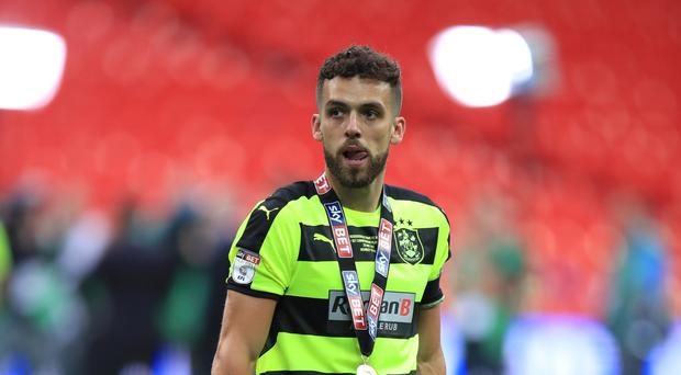 Tommy Smith was injured against Reading at Wembley