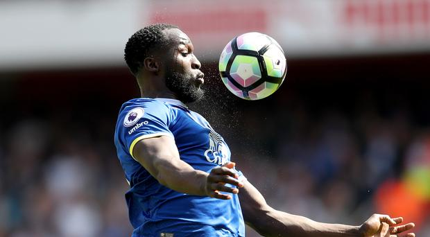 Everton striker Romelu Lukaku is expected to leave the club in the summer