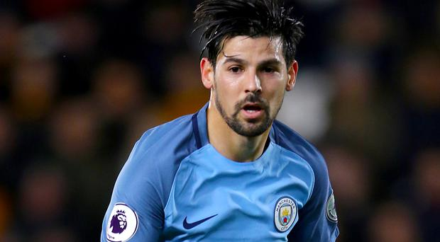 Nolito wants to leave Manchester City