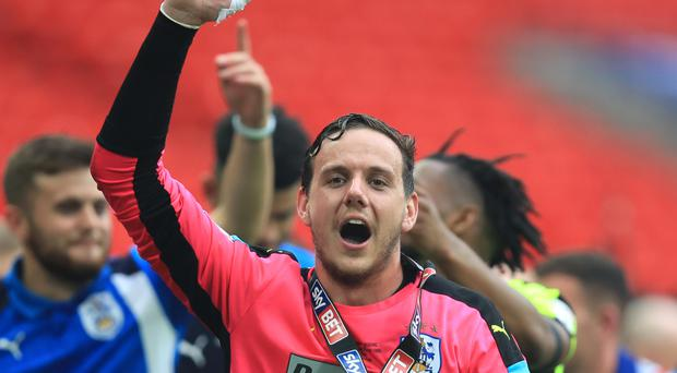 Liverpool goalkeeper Danny Ward would like to extend his loan stay at Huddersfield