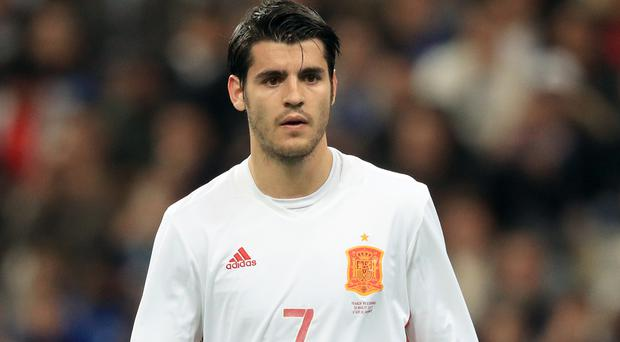 Alvaro Morata is now at the top of Manchester United's wishlist