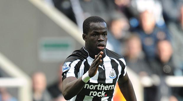 Former Newcastle midfielder Cheick Tiote collapsed and died aged 30 during a training session with his Chinese club Beijing Enterprises