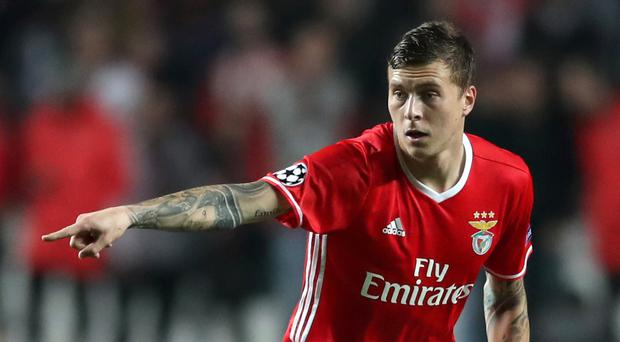 Victor Lindelof has joined Manchester United
