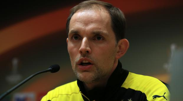 Thomas Tuchel left Borussia Dortmund recently