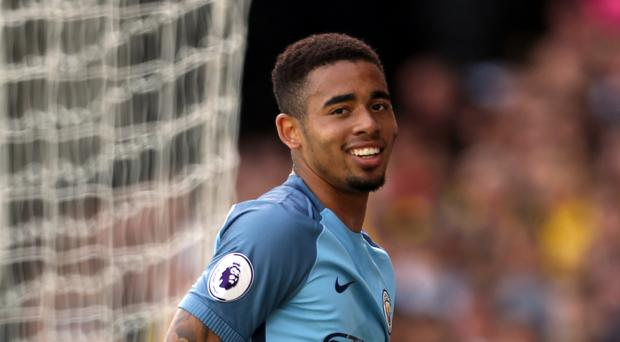 Manchester City striker Gabriel Jesus will not require surgery on a fractured eye socket