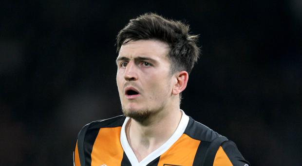 Harry Maguire has left Hull for Leicester