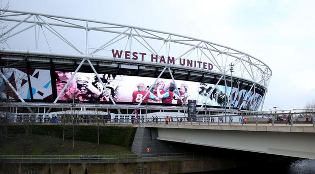 West Ham's first home game of the 2017-18 Premier League season will come in September as the London Stadium is to host the IAAF World Championships