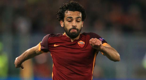 Liverpool are closing in on a deal for Roma winger Mohamed Salah