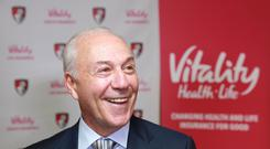 Jeff Mostyn has undergone a minor heart procedure