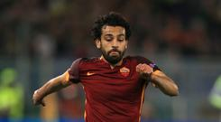 Roma winger Mohamed Salah has signed a five-year contract with Liverpool