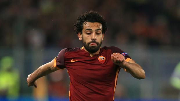 838f0ccaa77 Roma winger Mohamed Salah has signed a five-year contract with Liverpool