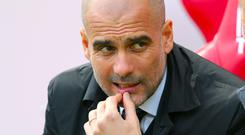 Pep Guardiola knows Manchester City must improve