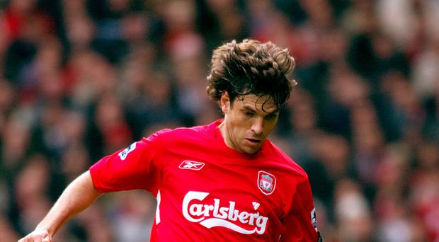 Former Liverpool defender Mauricio Pellegrino is the new manager at Southampton