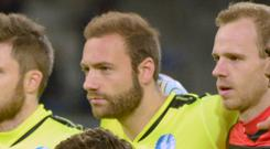 Laurent Depoitre has Champions League experience