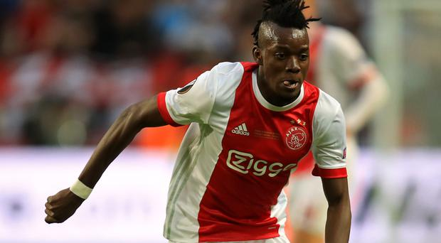 Lyon sign Bertrand Traore from Chelsea on five-year contract