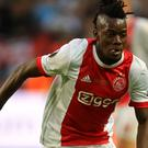 Bertrand Traore has joined Lyon