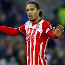 Virgil van Dijk has asked to leave Southampton