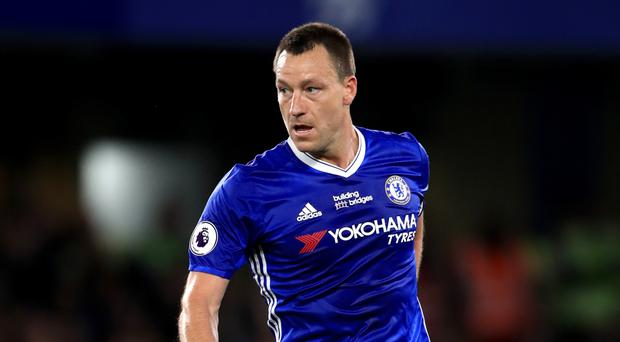 John Terry has agreed to join Aston Villa. Photo: PA