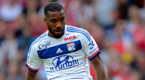 New Arsenal striker Alexandre Lacazette scored 37 goals for Lyon last season