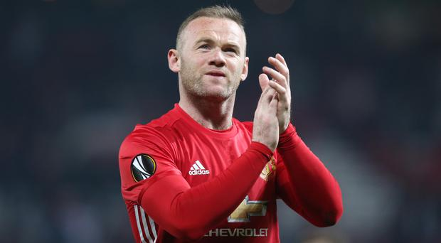 Wayne Rooney appears poised to return to Everton
