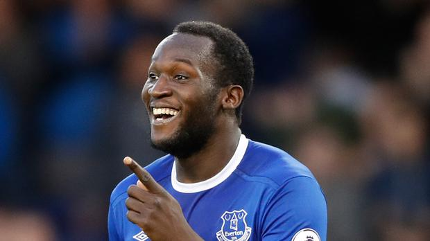 Romelu Lukaku scored Everton's fastest Premier League goal after 31 seconds against Bournemouth in February
