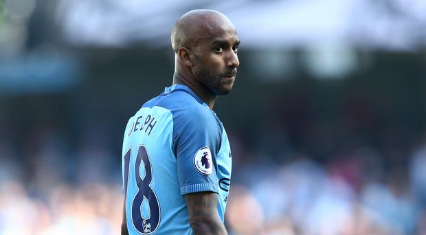 Fabian Delph has struggled for regular playing time at Manchester City