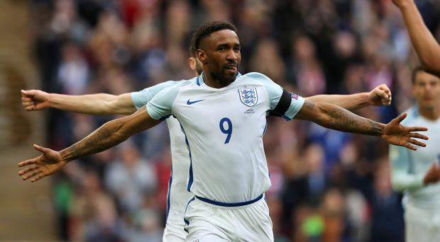 England striker Jermain Defoe is relishing his return to Bournemouth
