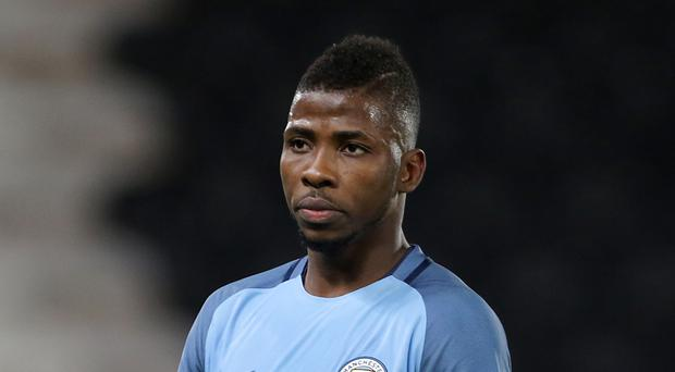 Leicester City close to a deal for Manchester City's Kelechi Iheanacho