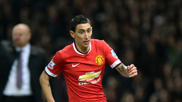 Angel Di Maria was bought - and sold - for huge sums by Manchester United
