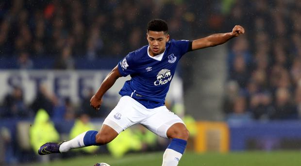 Everton defender Tyias Browning has joined Sunderland on a season-long loan