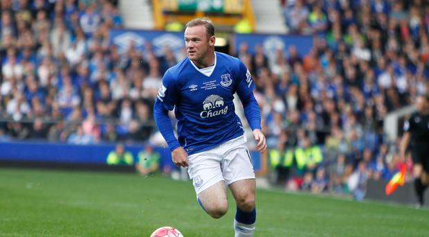 Wayne Rooney left Everton to join Manchester United in 2004