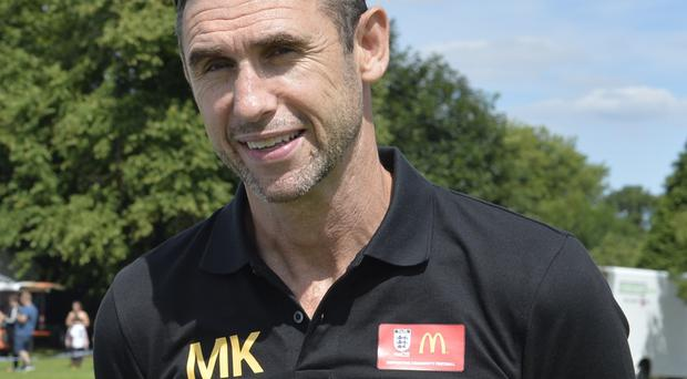 Former Arsenal defender Martin Keown (pictured) believes manager Arsene Wenger will be in no rush to let key man Alexis Sanchez leave
