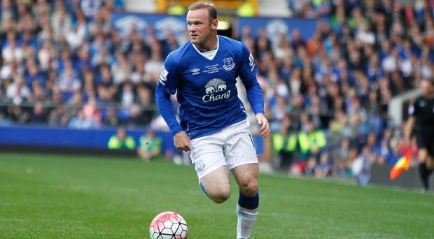 Wayne Rooney has rejoined Everton from Manchester United