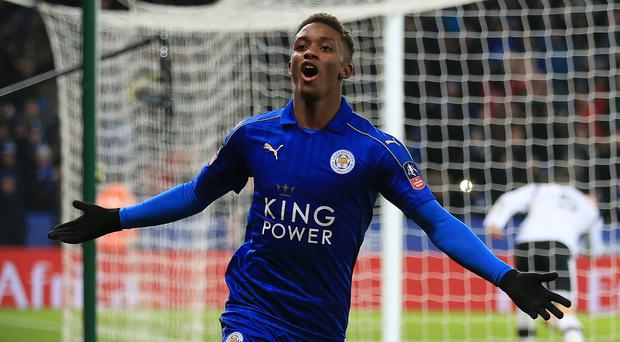 Demarai Gray has been linked with a move away from Leicester