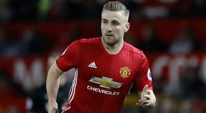 Luke Shaw has been backed to kick on at Manchester United