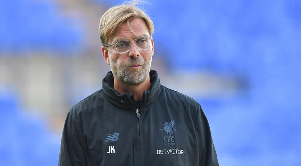 Liverpool manager Jurgen Klopp is being frustrated in his summer transfer dealings