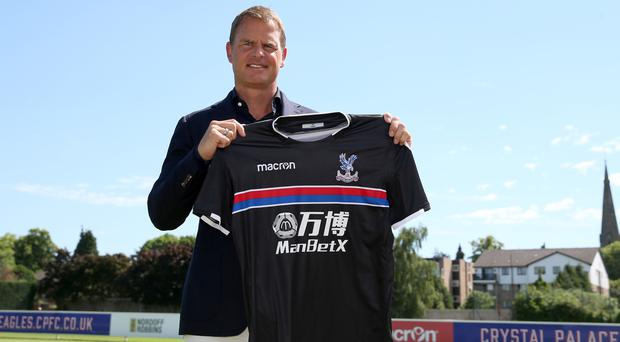 New Crystal Palace manager Frank De Boer is determined to help bring through some of the club's home-grown talent