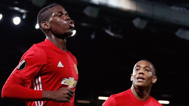 Paul Pogba and Anthony Martial have big seasons ahead at Old Trafford