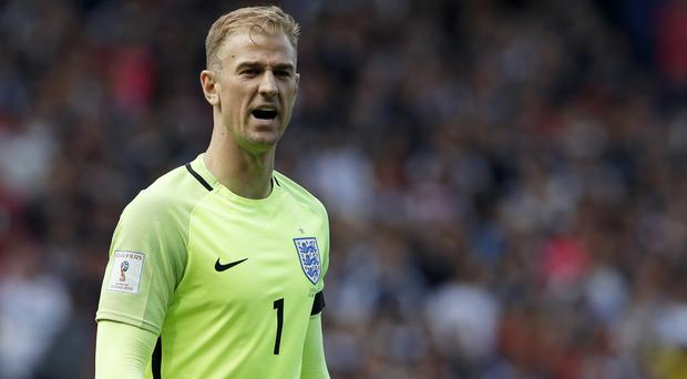 Joe Hart set to sign for West Ham