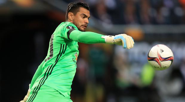 Sergio Romero has committed his future to Manchester United