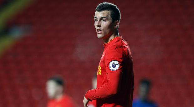 Liverpool's Brooks Lennon is currently on loan with Real Salt Lake