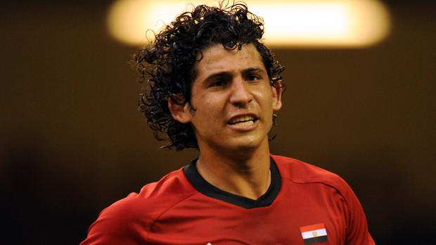 Ahmed Hegazi has joined West Brom on a year-long loan