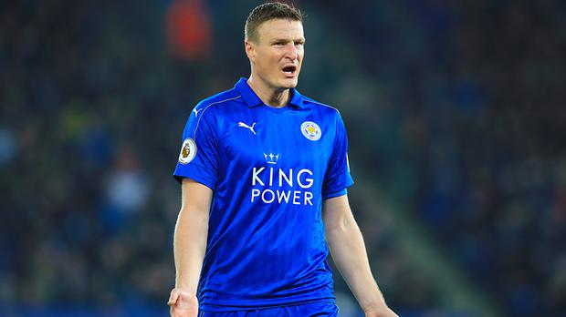 ccd89a8fc Robert Huth will miss eight weeks of action following ankle surgery