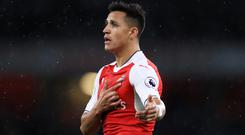 Arsene Wenger says Arsenal have decided to keep Alexis Sanchez