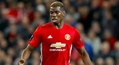 Paul Pogba was a graduate of the Manchester United academy
