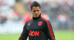 Javier Hernandez is set to return to the Premier League with West Ham