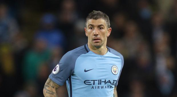 Aleksandar Kolarov to join Roma, confirms Pep Guardiola