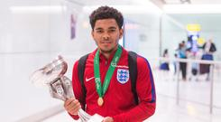 England Under-19 captain Jay Dasilva has signed a new deal with Chelsea and is to spend the new season on loan at Charlton