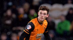 Andy Robertson spent three seasons at Hull